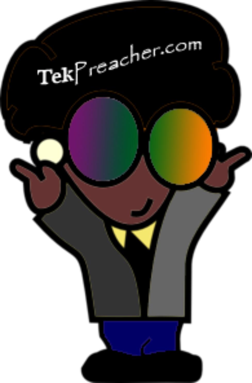 TekPreacherLogo